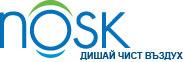 NOSK ефективен филтър за нос при мръсен въздух – Лого